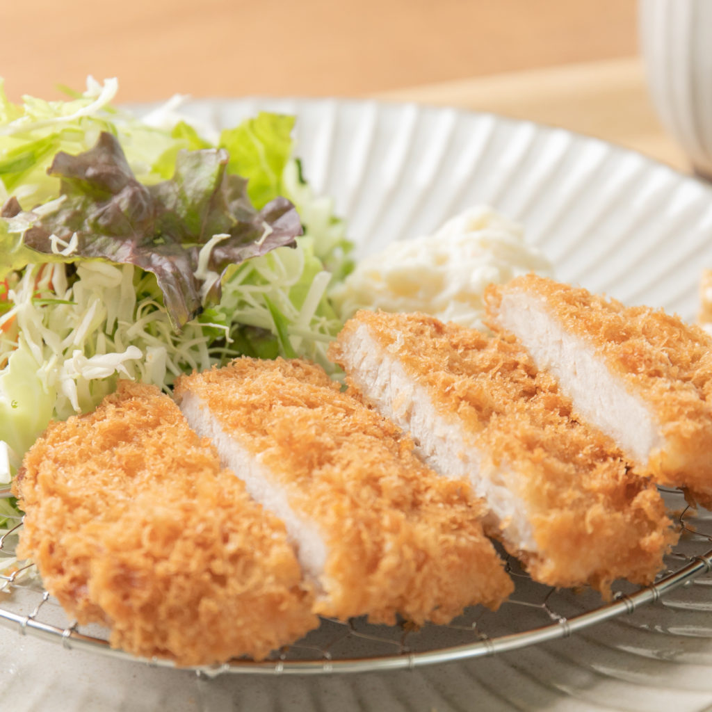 inti(インティ)日替わりトンカツ定食